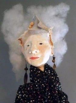 Sea Queen Puppet